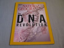 NATIONAL GEOGRAPHIC August 2016 THE DNA REVOLUTION Mosquitoes PANDAS Sharks BIRD