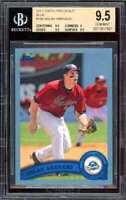 Nolan Arenado Rookie Card 2011 Topps Pro Debut Blue #100 BGS 9.5 (9.5 9 9.5 9.5)