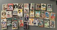 Huge (500+) Baseball All Hall Of Fame Superstar Lot Nice Selection Mantle Jeter