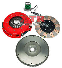 XTR STAGE 3 DUAL-FRICTION RACE CLUTCH KIT & FLYWHEEL 2005-2010 FORD MUSTANG 4.6L