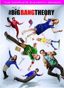 COFFRET DVD **  THE BIG BANG THEORY ** SAISON 11 NEUF