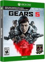 Gears 5 - Gears 5 Xbox One Game  -Brand New - Free Shipping