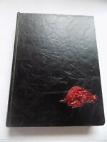 1967 RAZORBACK University of Arkansas Yearbook Annual