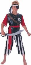 PIRATE KING BOYS FANCY DRESS PARTY HALOWEEN BOOK WEEK GIRLS COSTUME REDUCED