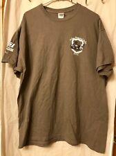Mens CENTURY HARLEY-DAVIDSON 13th Police Memorial Motorcycle Rally Shirt SZ XL