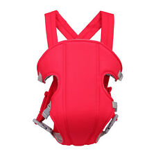 Adjustable Infant Carrier Baby Sling Breastfeeding Wrap Backpack Breathable New