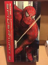 SPIDER-MAN Spiderman Uomo Ragno 3 REAL ACTION HEROES RAH NEW