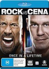 WWE - The Rock Vs. John Cena - Once In A Lifetime (2016, 2-Disc Set) D120