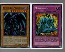 Super Rare Set - Red Eyes Black Metal Dragon & Metalmorph PP01-EN014 & EN015
