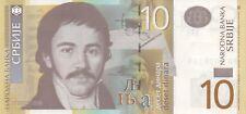 SERBIE/P54b // Billet de 10 DINARA-2013