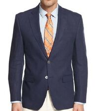 Lauren Ralph Lauren Blazer Size 42R Men Linen Suit Jacket Sport Coats White