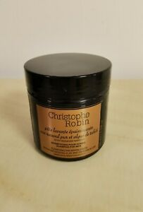 Christophe Robin ~ Shampoo For Men Cleansing Thickening Paste 250ml   RRP £40.00