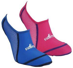 SWIM-TECH SWIMMING POOL SOCK ANTI-SLIP VERRUCA PROTECTION JUNIOR AND ADULT SIZES