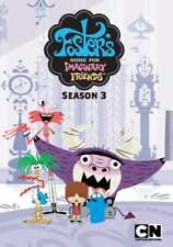 Foster's Home For Imaginary Friends: Season 3 (2-Disc) NEW DVD