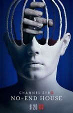 Channel Zero poster (b)  -  11 x 17 inches