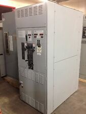 ASCO 7000 Series Closed Transfer Switch W/ Bypass & Iso - 1200 Amp, 480/277 Volt