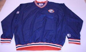 Men's Chicago Bears L Vintage L/S Jersey Shirt Starter Jersey