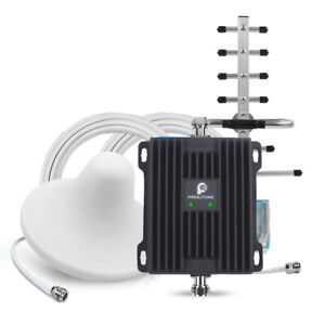 4G LTE Data Cell Phone Signal Booster 700MHz Repeater For Telus 65dB Band12/1713
