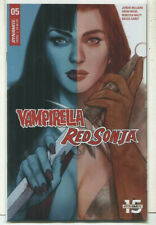 Vampirella- Red Sonja #5 NM  Dynamite Comics MD11