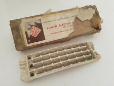 Wellco bowed type Electric Fire Element Wire Bound
