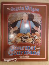 The Justin Wilson Gourmet and Gourmand Cookbook by Justin Wilson