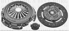 HK2257 BORG & BECK CLUTCH KIT 3-in-1 fits Fiat 500 1.2, 1.4 NEW O.E SPEC!