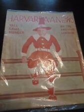 Harvard lampoon- A A News - Special Yale Number- Nov. 21 1931- Scarce