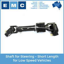 Steering Shaft, Short Length for Low Speed Vehicles