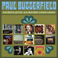 PAUL BUTTERFIELDCOMPLETE ALBUMS14 CD BOX