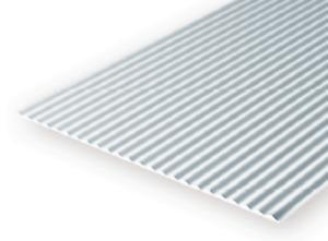 EVERGREEN PATTERN SHEET CORRUGATED METAL SIDING Range Polystyrene Plastics