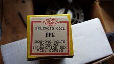 Alco amg 208/240v solenoid coil