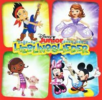 Disney Junior - Lieblingslieder CD NEU Nimmerland Piraten Eisenbahn Lied