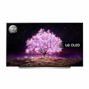 """LG OLED55C16LA 55"""" C1 4K Smart OLED TV with 5 Year Warranty"""