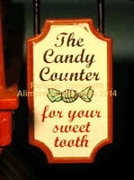 Christmas In The City Dept 56 CANDY COUNTER! 59256 NeW! MINT! FabULoUs!