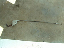 Murray 10/30 Ride on Mower throttle cable