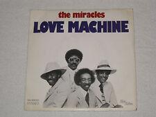 "THE MIRACLES LOVE MACHINE NORTHERN SOUL SPANISH ORIGINAL 7"""