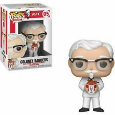 Funko Pop AD Icons KFC - Colonel Sanders Vinyl Figure (36802)