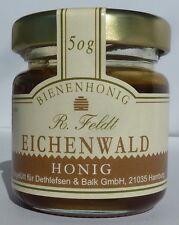 Eichenwald Honig 100% Bienenhonig ! Spanien ! Aromatisch ! 50g Glas malzig