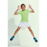 SOL'S Kids Sport T-Shirt Breathable PE School Wear Neon Bright Colours Unisex