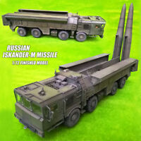 RUSSIAN ISKANDER-M Missile 1/72 tank model finished non diecast MODEL COLLECT
