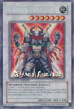 Yu-Gi-Oh ! Carte X-Saber Urbellum HA01-EN025 - Secret rare