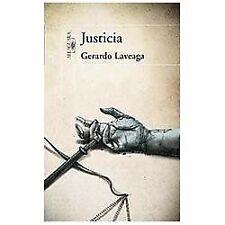 Justicia (Spanish Edition) by Laveaga, Gerardo