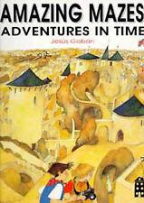 Gaban, Jesus Amazing Mazes: Adventures in Time Very Good Book