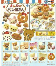 Re-Ment Miniature Sanrio San X Rilakkuma Mini Bakery Full Set of 12 pcs RARE!!