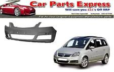 VAUXHALL ZAFIRA 2005-2007 FRONT BUMPER PAINTED