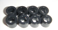 SLOT CAR HO SCALE ( 4 PAIR X-LOW SILICONE TIRES FITS G-PLUS TYCO 440, 440-X2 )