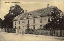 Karlstad Värmland Schweden Sverige AK 1923 Biskopsgården Residenz Pfarrhaus Haus