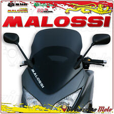 MALOSSI 4514760 CUPOLINO SPORT FUMÉ SCURO YAMAHA TMAX 500 ie 4T LC 2010