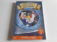 DVD NEUF - LES FABLES DE LA FONTAINE VOL 1 - ZONE 2