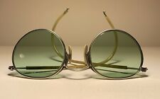 Vintage AMERICAN OPTICAL FUL VUE AO 23 Safety SUNGLASSES Goggles AOM Steampunk